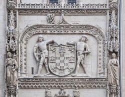 escudo de armas de los condestables