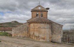 iglesia románica de villavieja