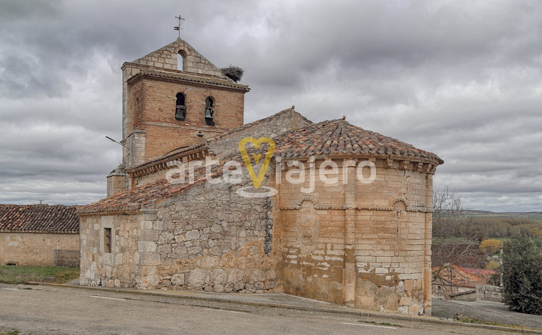 iglesia de villavieja de muñó