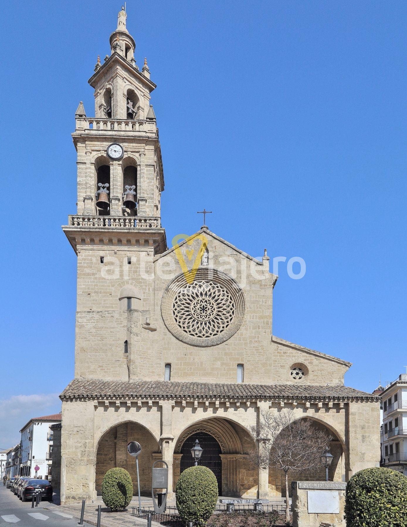 iglesia de san lorenzo, córdoba