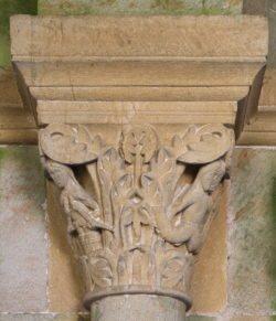 escultura románica de borgoña