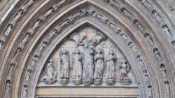 catedral de valencia, puerta de los apóstoles