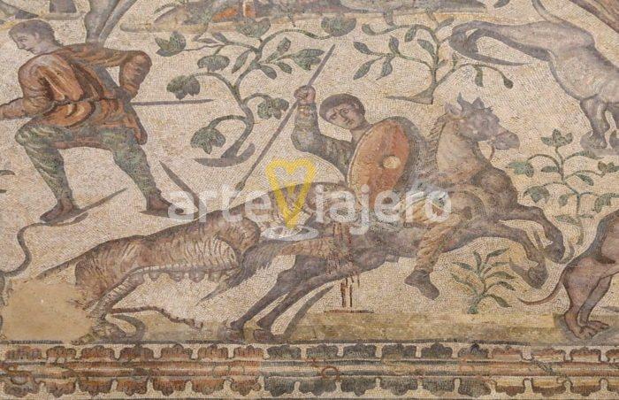 villa romana la olmeda