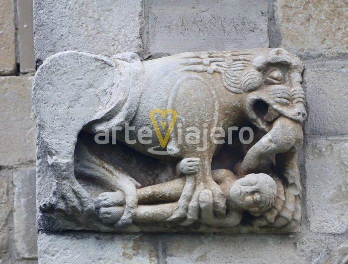 león andrófago