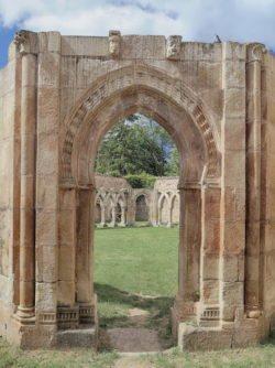 arcos en claustros