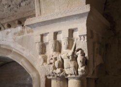 iconografía románica