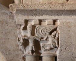 ciborio románico