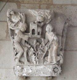 capitel de gislebertus de autum