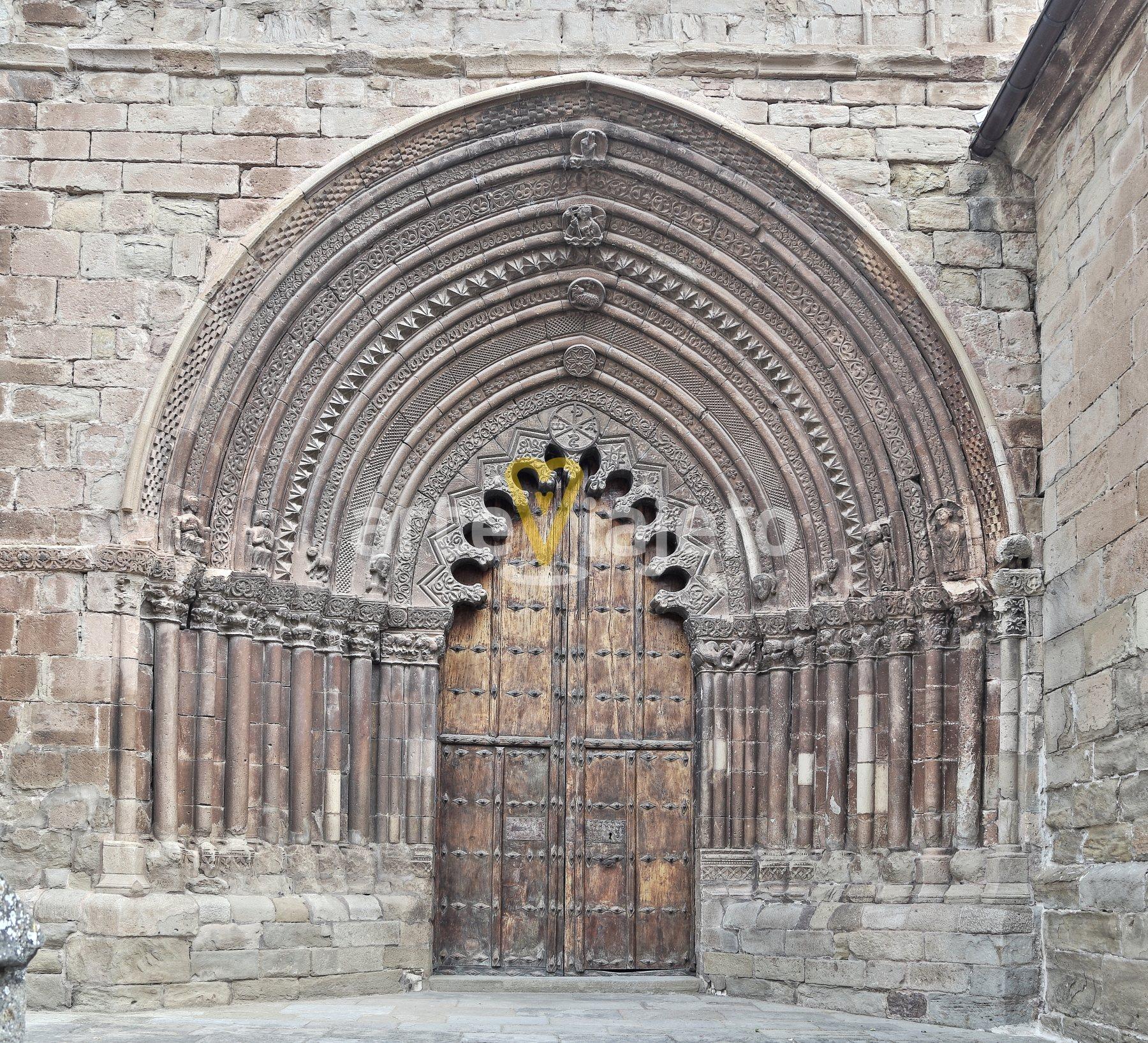 iglesia de san román cirauqui