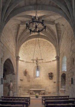 iglesia de artaiz, navarra