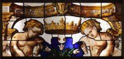 vidriera catedral de burgos