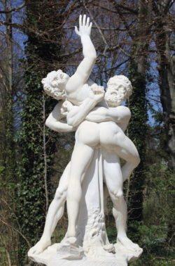 sculpture sanssouci