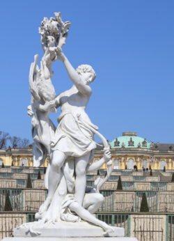 estatuas de sanssouci