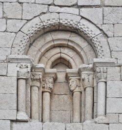 ermita románica burgos