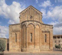 cattedrale di san pantaleo, sardegna