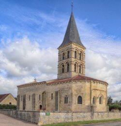 église saint julien de mars-sur-allier