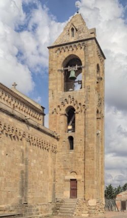campanile, cattedrale di san pantaleo