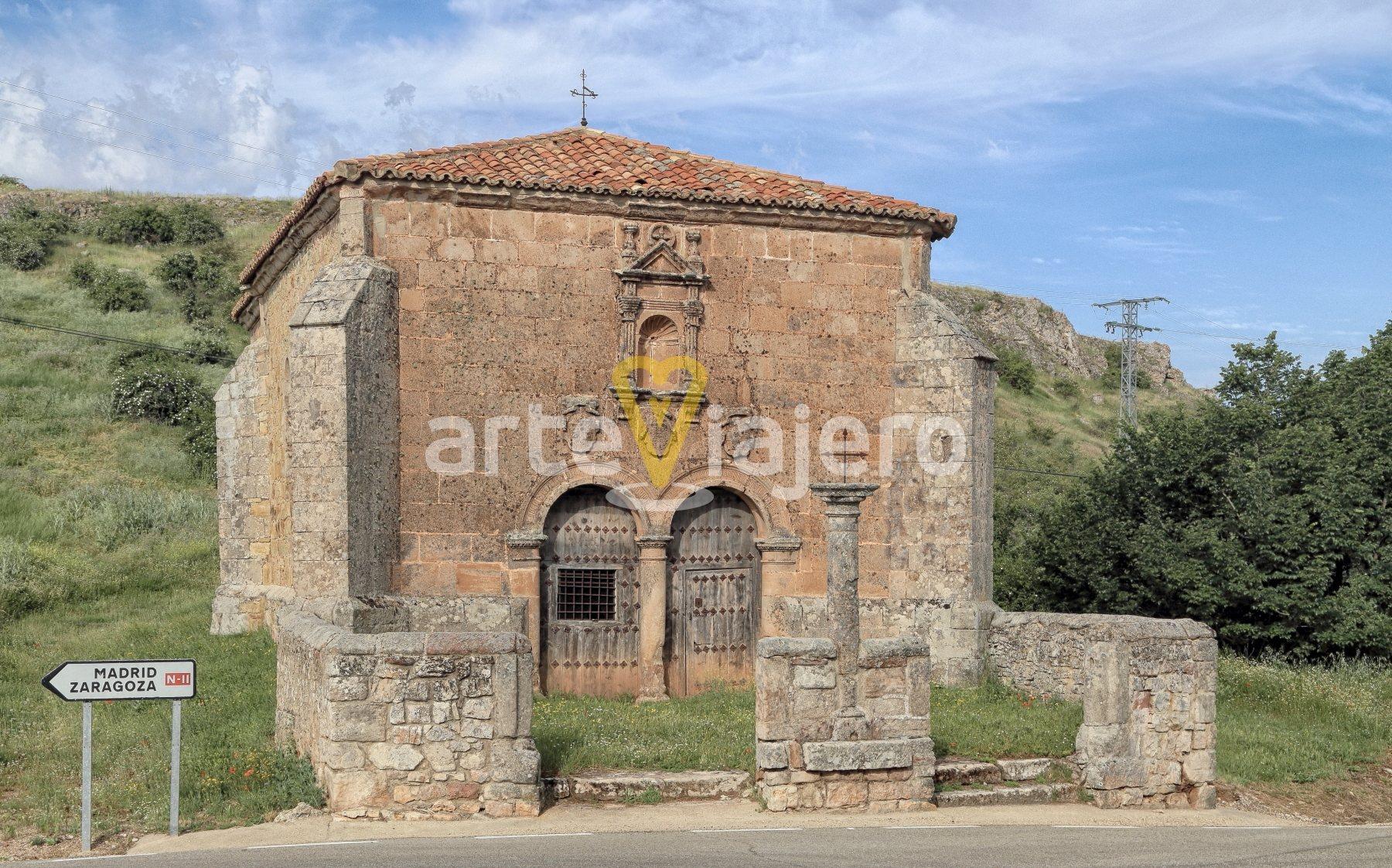 ermita del humilladero, medinaceli