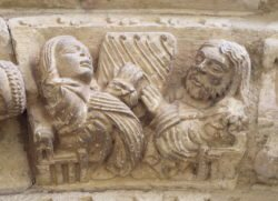 escultura románica de cantabria