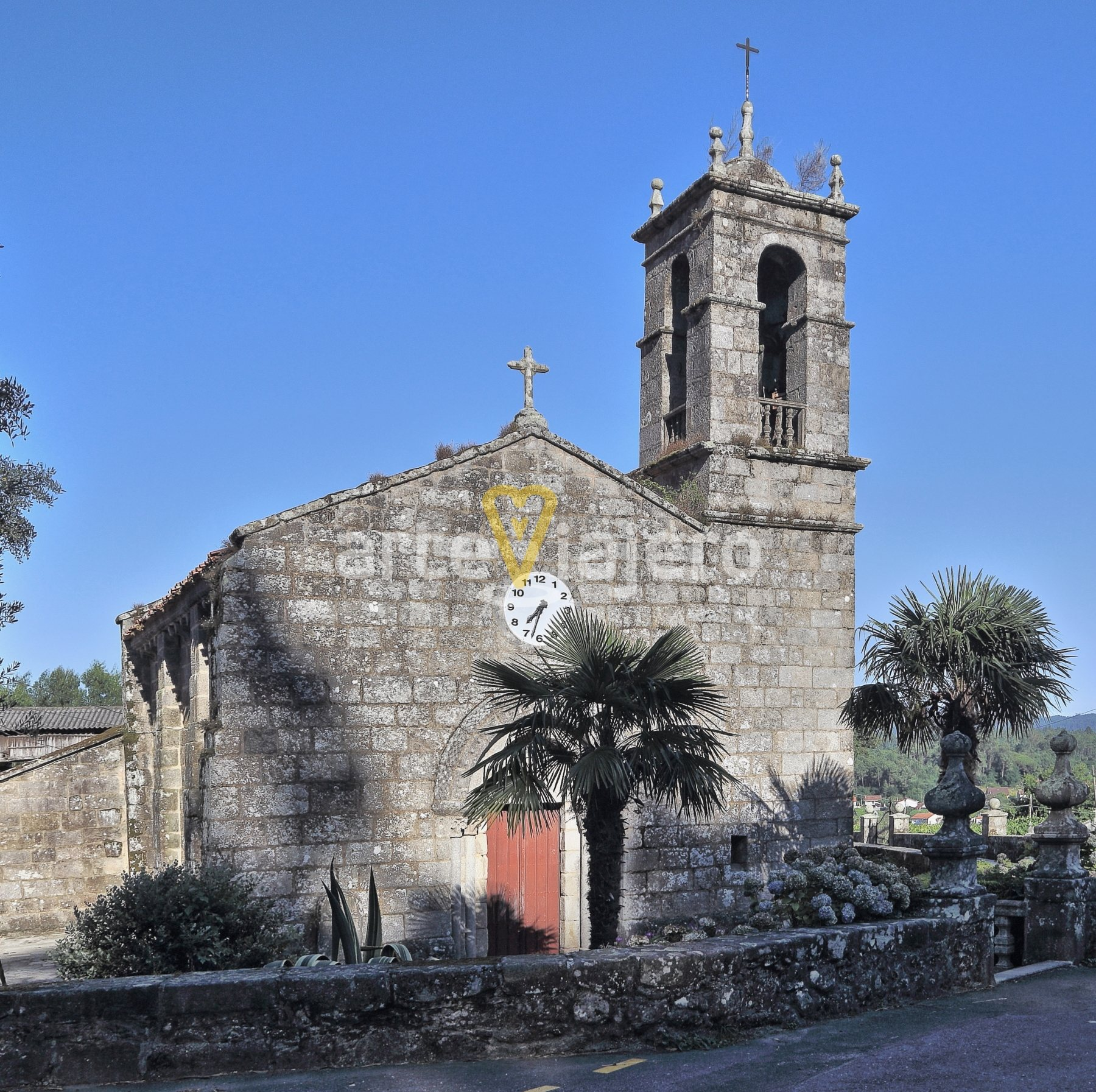 romai, iglesia de san xulián