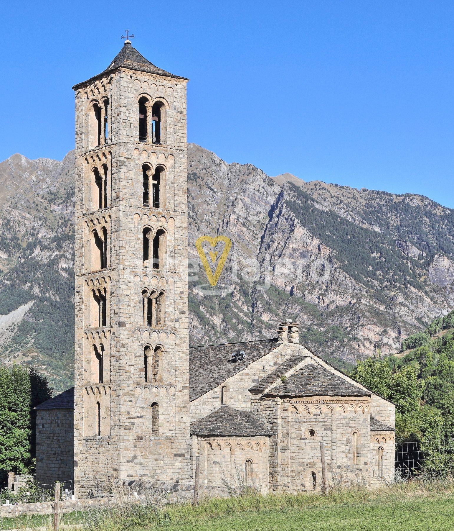 iglesia de taüll