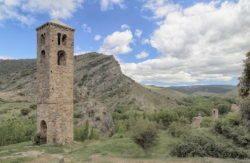 torre románica exenta, yanguas