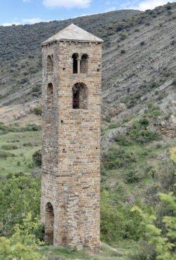 torres románicas exentas