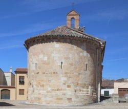 iglesia de san claudio de olivares, zamora