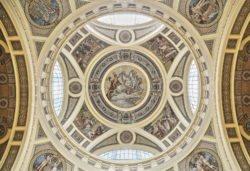 cúpula del balneario széchenyi