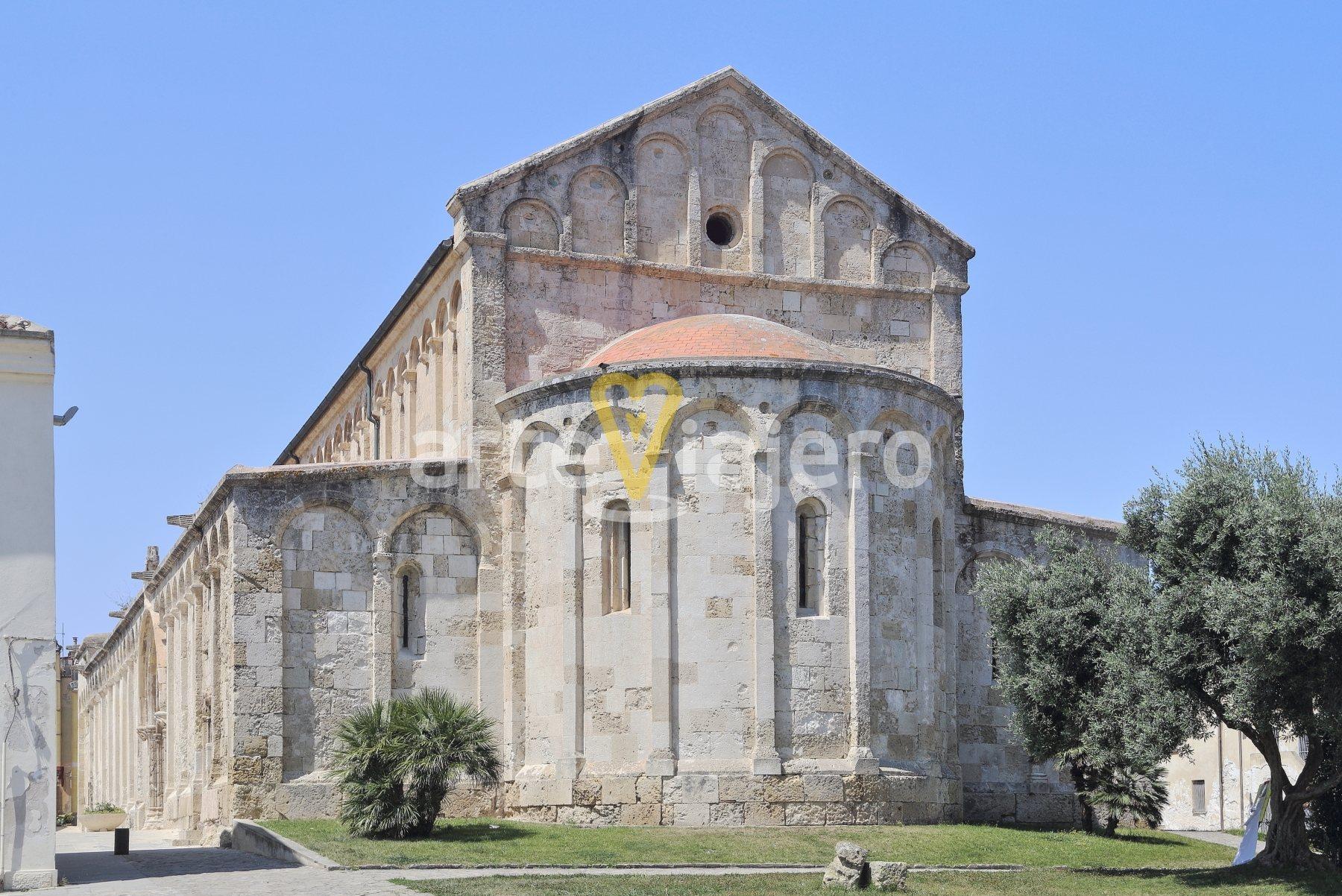 basilica di san gavino