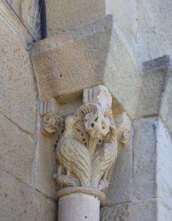 aves bestiario medieval