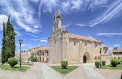 iglesia románica de zamora