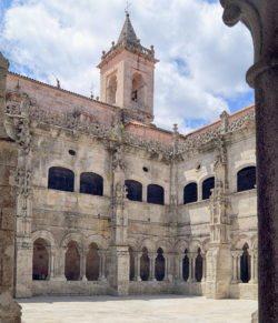 claustro de los obispo
