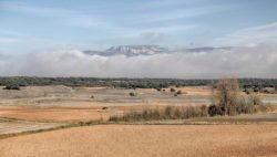 paisaje típico castellano