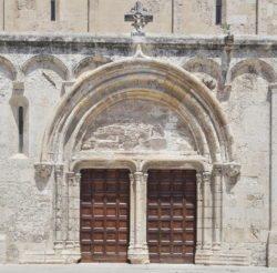 basilica di san gavino, sardegna