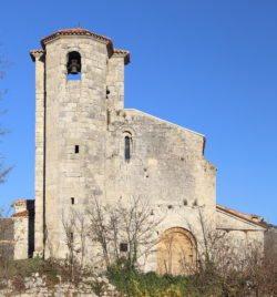 santa marina de monasterio de rodilla
