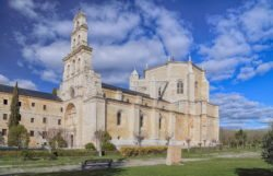 monasterio de la vid, burgos