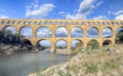 pont du gard, acueducto romano de nîmes