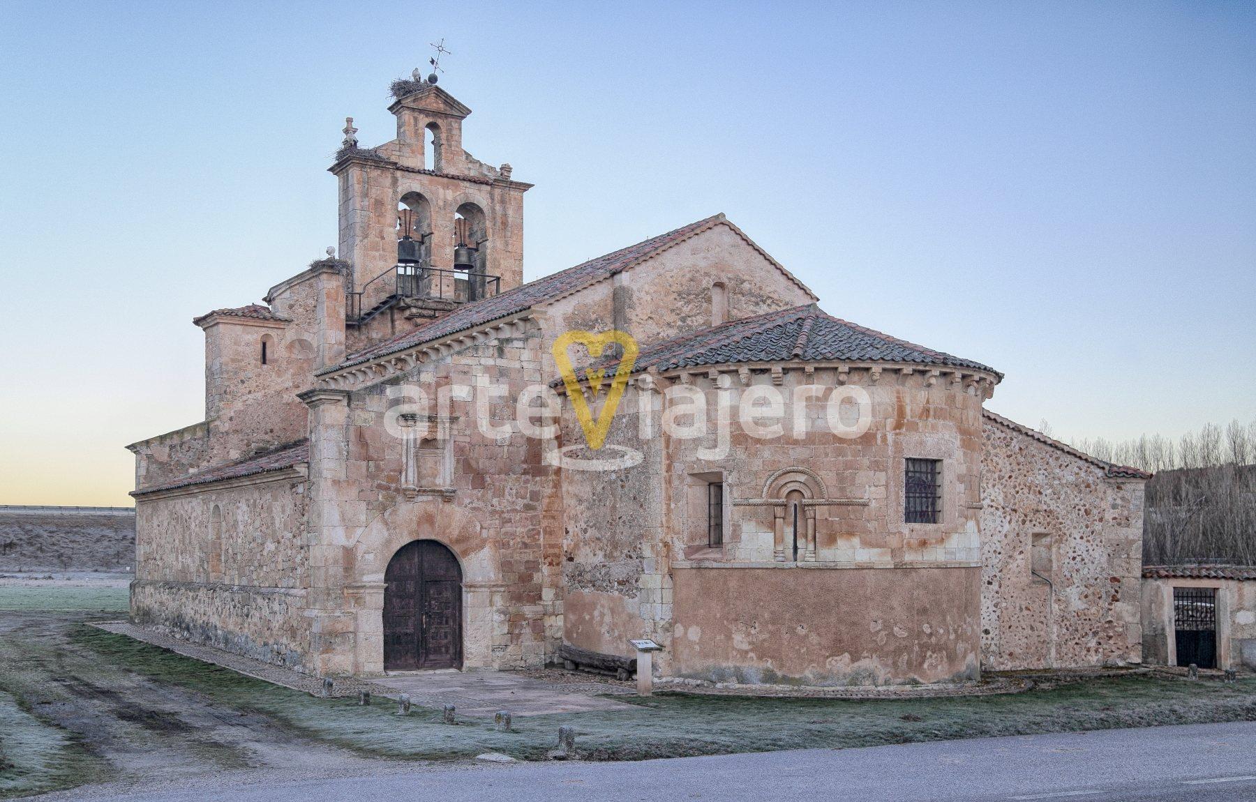 iglesia de castillejo de mesleón