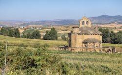 iglesias del camino de santiago