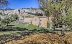 ermita, cañón del río lobos