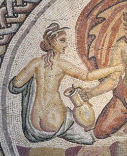ninfa mitología
