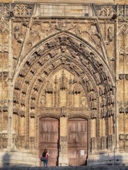 catedral de vienne, catedral de san mauricio