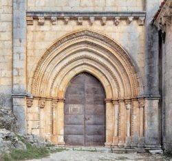 portada ermita de san bartolomé