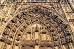 timpano gótico