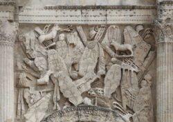 relieves romanos