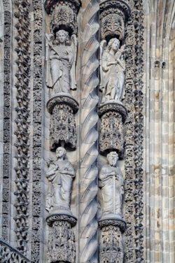 detalle catedral de albí