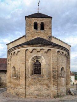 église romane germagny