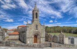 iglesia de santo tomé, morgade