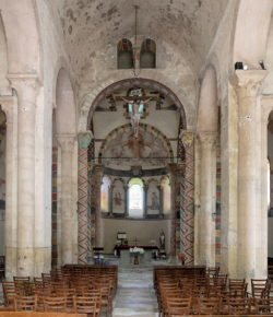 église biozat